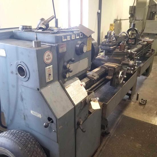 LeBLOND REGAL Engine Lathe Sn11E-216