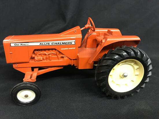 Allis Chalmers 190 Tractor and Nylint Trailer