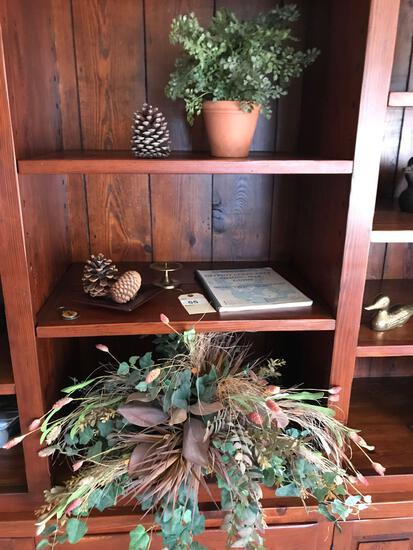 Assorted Decorative Floral Arrangements and More