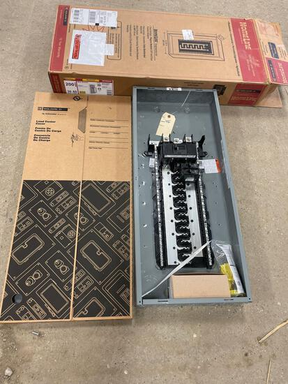 200 amp BREAKER BOX