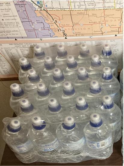 Culligan Case of Bottled Water