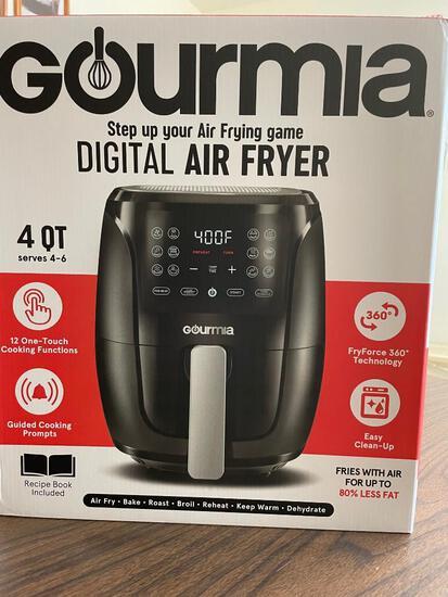 Gourmia 4 Qt Air Fryer