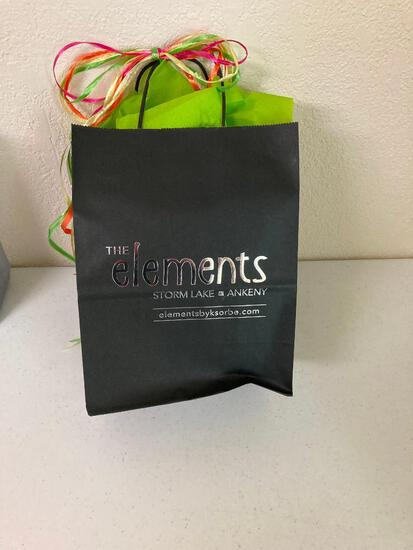 Elements $50 Gift Certificate