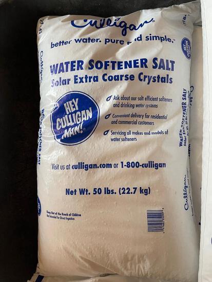 Culligan 50 Ib Bag Softner Salt