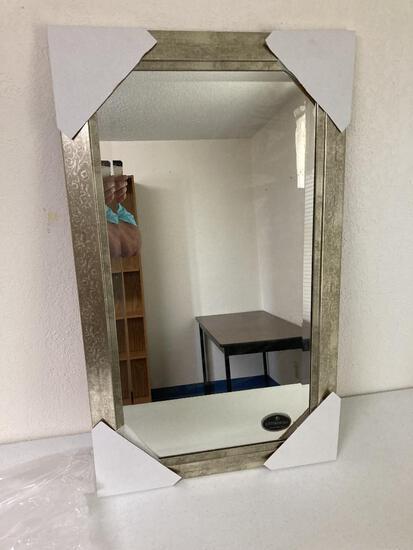 Decorative Mirror- 21x 34