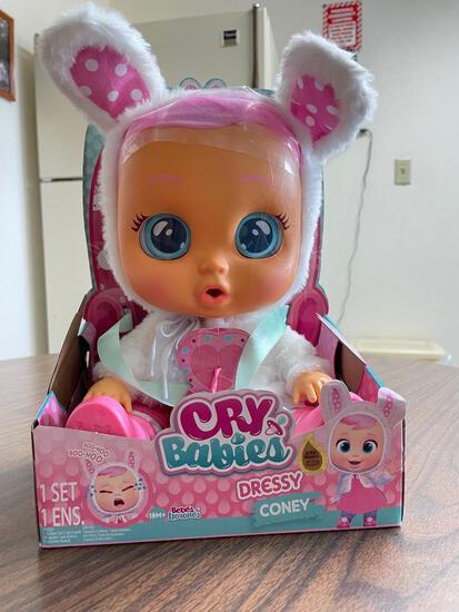 Cry Babies-Dressy Coney