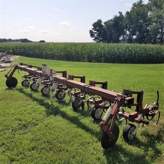 NOBLE 6x30 ROW CROP CULTIVATOR