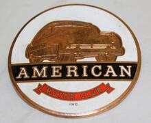 American Motor Club Radiator Badge