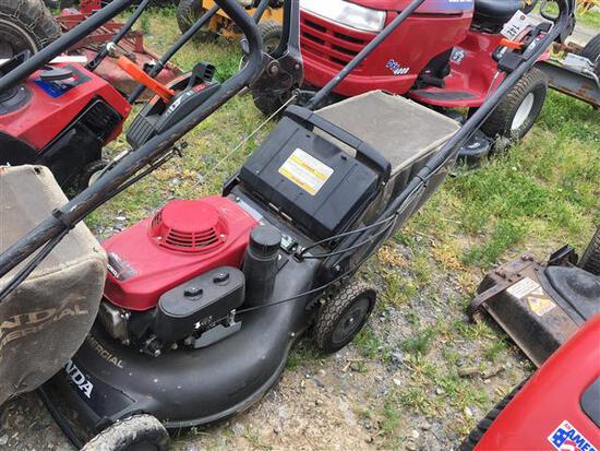 Honda Push Mower