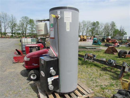 2014 Gas Hot Water Heater