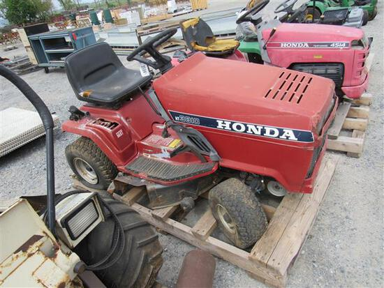 Honda 4514 Tractor with Mower