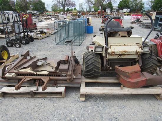 Grasshopper Tractor