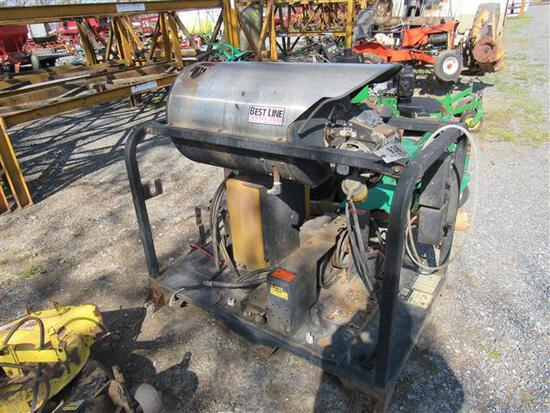 Hot Water Pressure Washer (Does not Run)