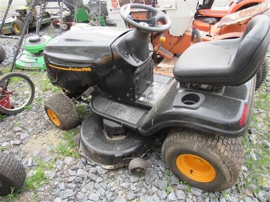 Poulane Pro Riding Mower (Does not Run)