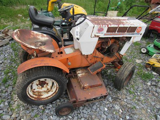Sears Riding Mower (Does not Run)