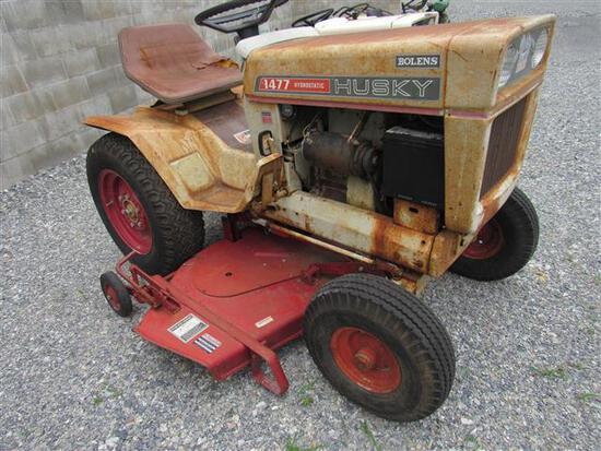 1971 Bolens Husky 1477 Garden Tractor