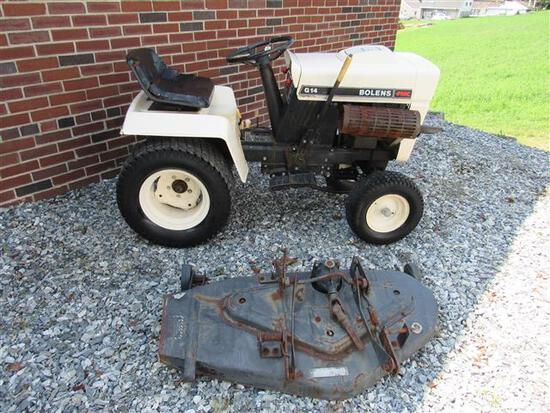 1977 Bolens G14 Garden Tractor