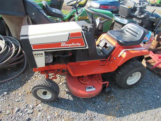 Simplicity 4208 L&G Tractor