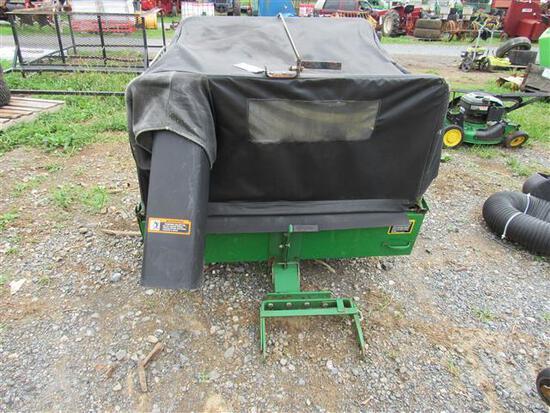 "JD MC519 Cart Bagger w/54"" Power Flo"