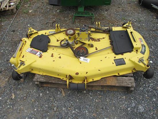 """JD 62"""" Mower Deck (fits JD X700 - X748)"""