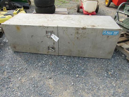 Aluminum Trailer Box