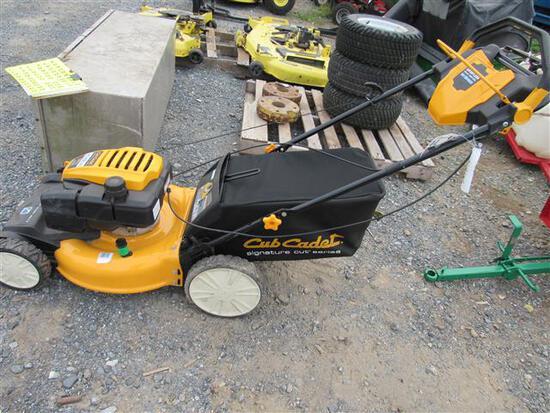 (New) CC Push Mower (runs)