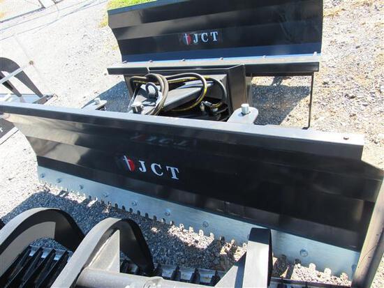 (New) JCT Skid Steer Dozer Blade