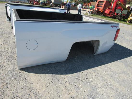 8' Truck Bed for 2016 Chevy