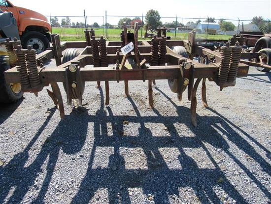 Crust Buster 9-Tooth Chisel Plow