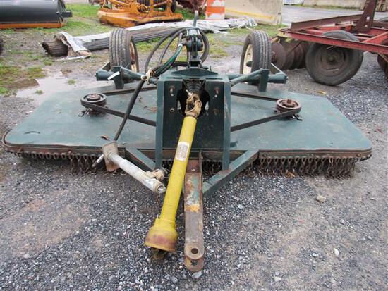 Littleston 8' Rotary Mower