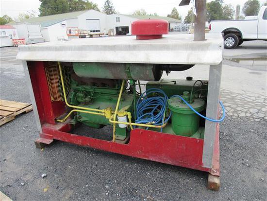 JD 4 Cyl Dsl Air Compressor