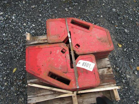 Suitcase Weights (Each)