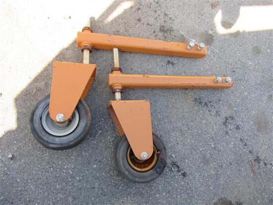 Universal Rock Rake Gauge Wheel Kit