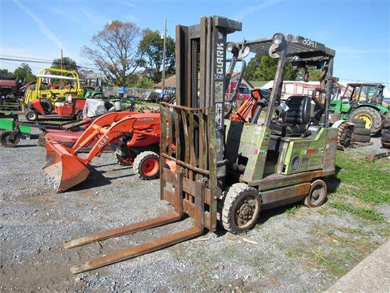Clark Forklift, 5000 lb