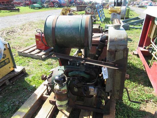 Oliver Engine