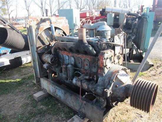 Detroit Dsl 6 Cyl Power Unit (works)