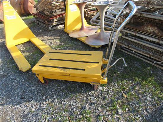 Wesco Cart Lift