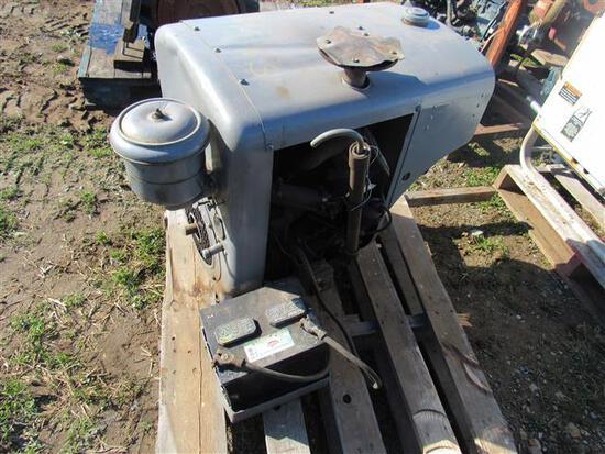 Wisconsin 2 Cyl Engine