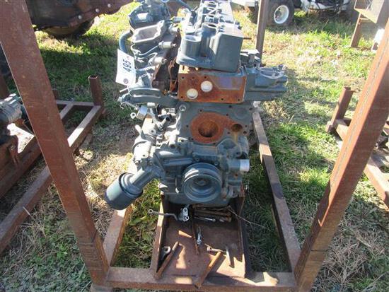Kubota Hit & Miss Engine