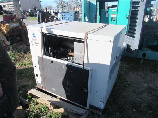 Onan RS12000 Gen Set w/Onan 2 Cyl Gas