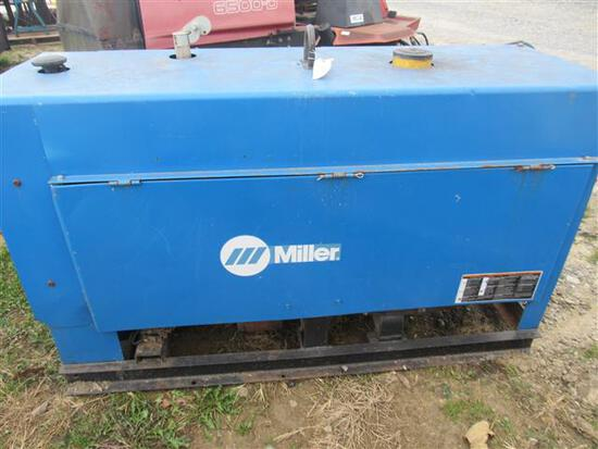 Miller Big 40 Gas Welder
