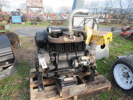 Deutz 912 Dsl Power Unit