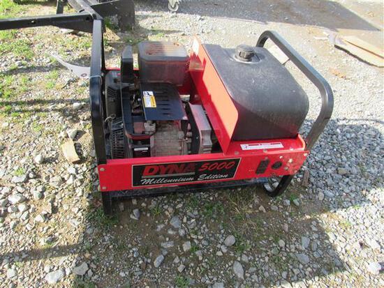 Dyna 5000 Gas Powered Generator