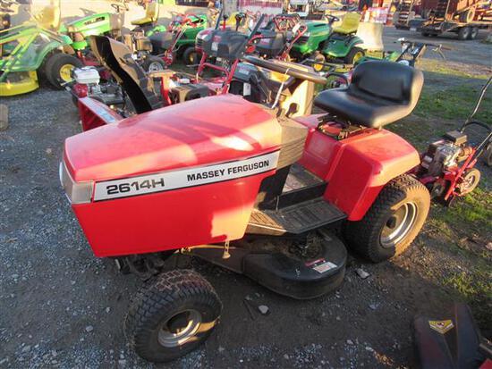 MF Lawn Mower