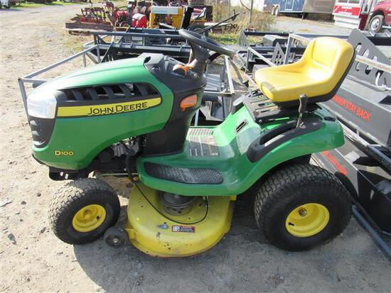 JD 100 L&G (ride and drive)