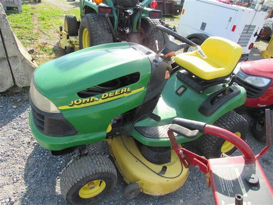 JD 110 L&G (rides and drives)