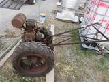 Mighty Man WB Garden Tractor