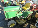 JD 318 Lawn Tractor
