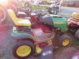 JD L120 L&G Tractor (runs)