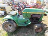 JD 208 L&G Tractor (not running)